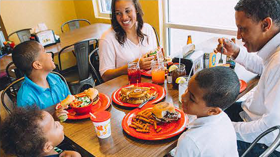 Gather The Family For Tallys Kid Friendly Restaurants Visit